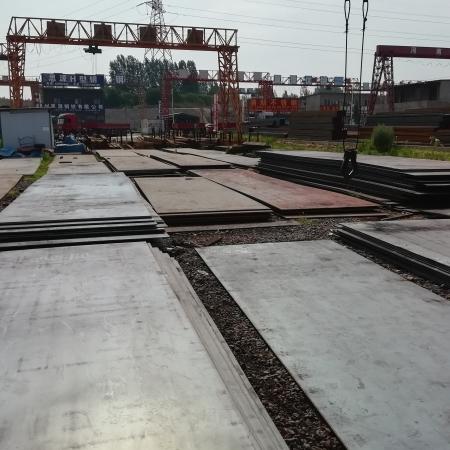 20mm锰板质量好价格低,襄阳锰板厂家直销,中翔钢板