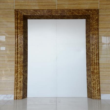 电梯套线 仿大理石电梯套线不变形不褪色
