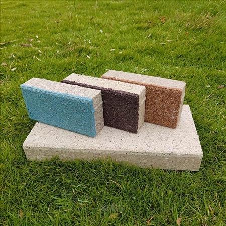 宁彤陶瓷透水砖的主要使用原则