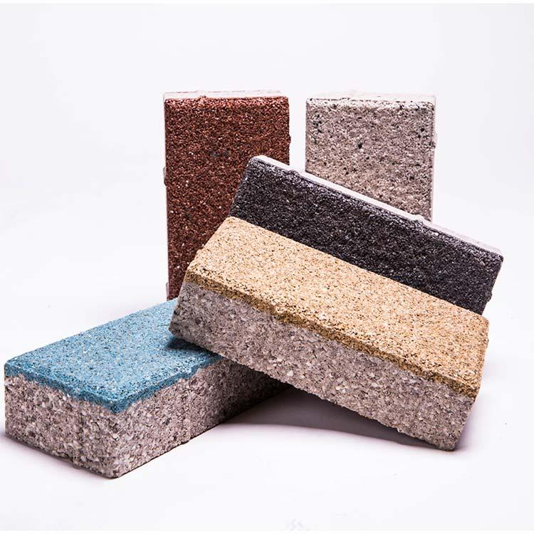 生态陶瓷透水砖如何分类